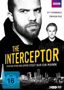 The Interceptor, 3 DVDs