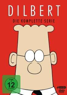 Dilbert (Komplette Serie), 4 DVDs