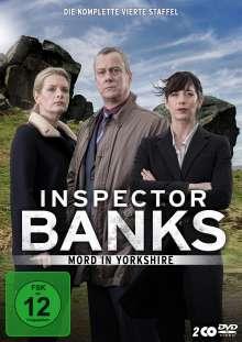 Inspector Banks Staffel 4, 2 DVDs