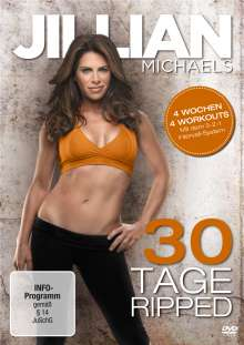 Jillian Michaels - 30 Tage Ripped, DVD