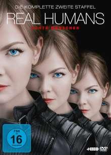 Real Humans Season 2, DVD