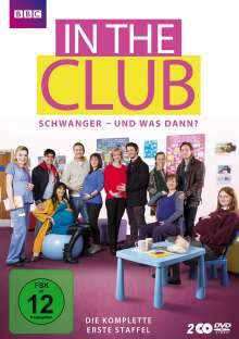 In the Club Season 1, 2 DVDs