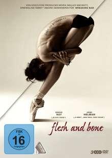 Flesh and Bone, 3 DVDs