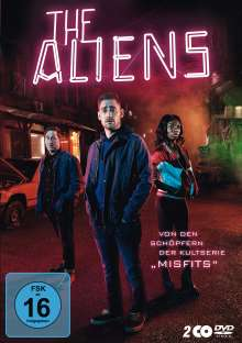 The Aliens, 2 DVDs