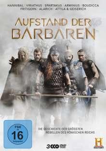 Aufstand der Barbaren, 3 DVDs