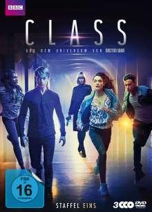 Class Season 1, 3 DVDs