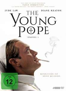 The Young Pope Staffel 1, 4 DVDs