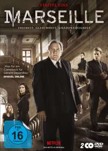 Marseille Staffel 1, 2 DVDs
