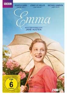 Emma (2009), 2 DVDs
