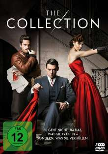 The Collection Staffel 1, 3 DVDs