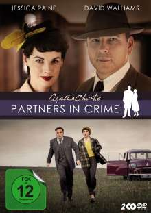 Agatha Christie: Partners in Crime, 2 DVDs