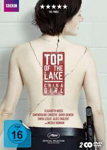 Top of the Lake: China Girl, 2 DVDs