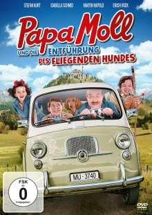 Papa Moll und die Entführung des fliegenden Hundes, DVD