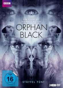 Orphan Black Staffel 5 (finale Staffel), 3 DVDs