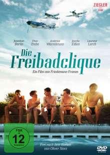 Die Freibadclique, DVD
