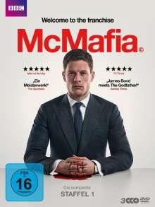 McMafia, 3 DVDs