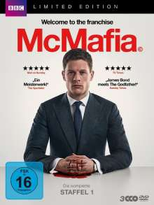 McMafia (Limited Edition), 3 DVDs