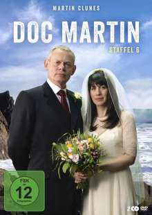 Doc Martin Staffel 6, 2 DVDs