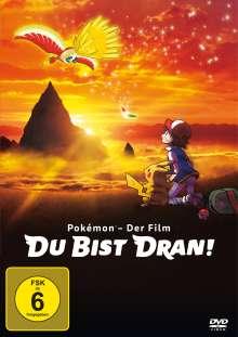 Pokemon - Der Film: Du bist dran!, DVD