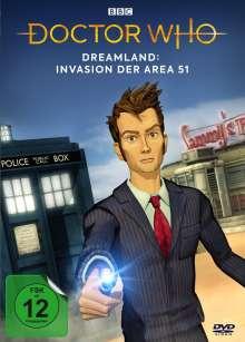 Doctor Who - Dreamland: Invasion der Area 51, DVD