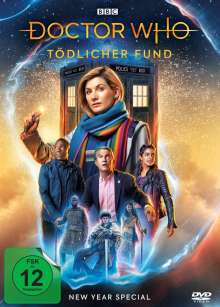 Doctor Who: Tödlicher Fund (New Year Special), DVD