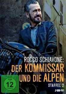 Rocco Schiavone Staffel 2, 2 DVDs