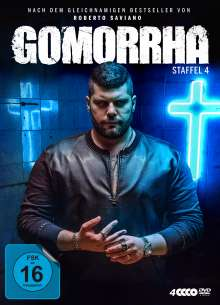 Gomorrha Staffel 4, 4 DVDs