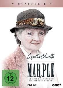 Agatha Christie: Marple Staffel 4, 2 DVDs
