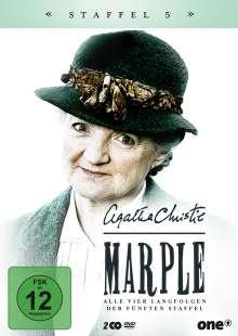 Agatha Christie: Marple Staffel 5, 2 DVDs