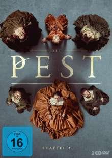 Die Pest Staffel 2, 2 DVDs