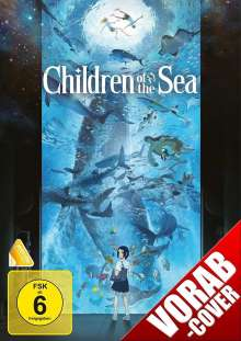 Children of the Sea, DVD
