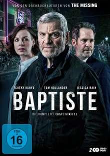 Baptiste Staffel 1, 2 DVDs