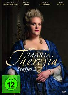 Maria Theresia Staffel 2, DVD