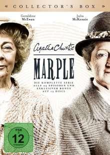 Agatha Christie: Marple (Komplette Serie), 13 DVDs