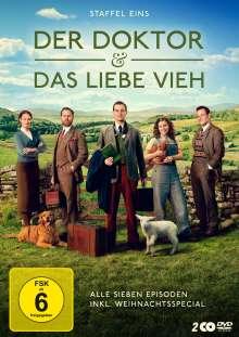 Der Doktor und das liebe Vieh Staffel 1 (2020), 2 DVDs