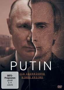 Putin - Die Geschichte eines Spions, DVD