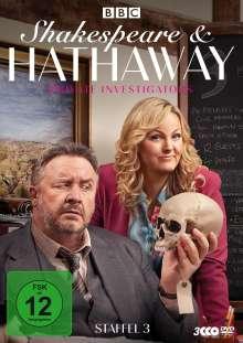 Shakespeare & Hathaway Staffel 3, 3 DVDs