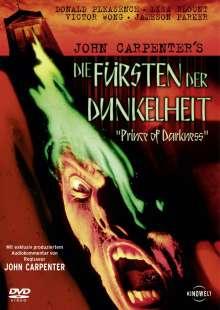 Die Fürsten der Dunkelheit (geschnittene Version), DVD