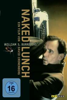 Naked Lunch, DVD