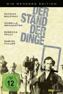 Der Stand der Dinge, DVD