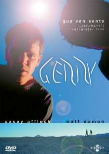 Gerry, DVD