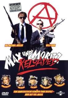 Max und Moritz Reloaded, DVD