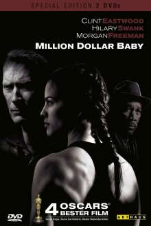 Million Dollar Baby (Special Edition), 2 DVDs