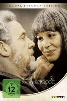 Nach der Probe, DVD