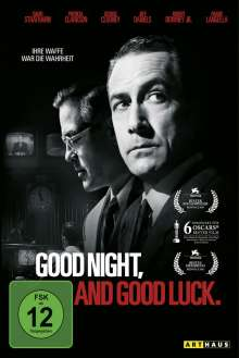 Good Night, and Good Luck., DVD