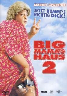 Big Mama's Haus 2, DVD