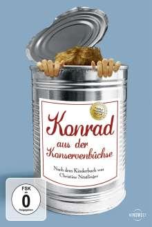 Konrad aus der Konservenbüchse, DVD
