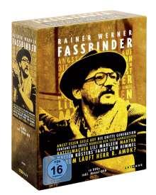Rainer Werner Fassbinder Edition, 10 DVDs