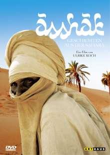 Ässhäk - Geschichten aus der Sahara (OmU), DVD