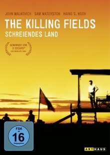 The Killing Fields - Schreiendes Land, DVD